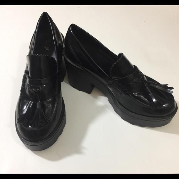 Mossimo Platform School Girl Heels